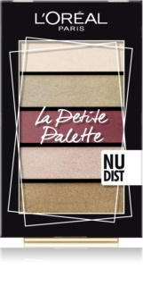 L'Oréal Paris La Petite Palette szemhéjfesték paletta