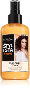 L'Oréal Paris Stylista The Curl Tonic produto de styling