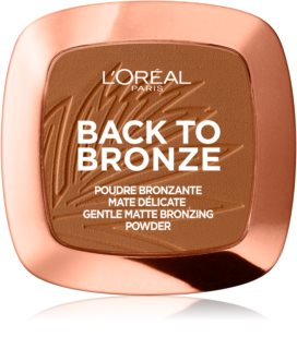 L'Oréal Paris Wake Up&Glow Back to Bronze Bronzer