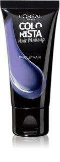 L'Oréal Paris Colorista Hair Makeup одноденний мейкап для волосся для темного волосся
