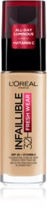 L'Oréal Paris Infallible Long-Lasting Liquid Foundation