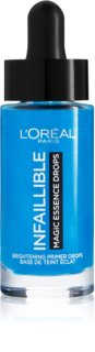 L'Oréal Paris Infallible Magic Essence Drops aufhellender Make-up Primer