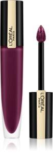 L'Oréal Paris Rouge Signature Parisian Sunset матовая жидкая помада для губ