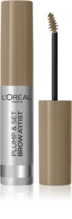 L'Oréal Paris Brow Artist Plump and Set gel para sobrancelhas