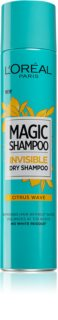 L'Oréal Paris Magic Shampoo Citrus Wave champô seco