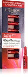 L'Oréal Paris Revitalift Laser X3 sérum lissant visage en ampoules