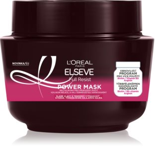 L'Oréal Paris Elseve Full Resist masque cheveux