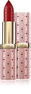 L'Oréal Paris Color Riche Valentine´s day limited edition Moisturizing Lipstick