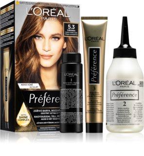L'Oréal Paris Préférence Hair Color