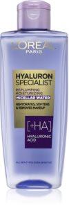 L'Oréal Paris Hyaluron Specialist acqua micellare idratante con acido ialuronico