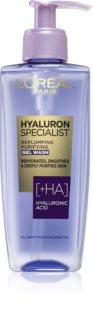 L'Oréal Paris Hyaluron Specialist gel nettoyant à l'acide hyaluronique
