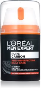 L'Oréal Paris Men Expert Pure Carbon denní hydratační krém proti nedokonalostem pleti
