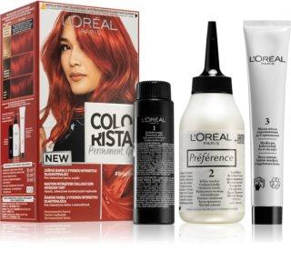 L'Oréal Paris Colorista Permanent Gel перманентната боя за коса