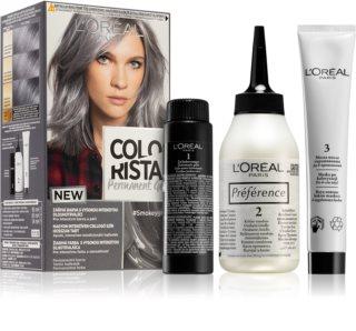 L'Oréal Paris Colorista Permanent Gel μόνιμη βαφή μαλλιών