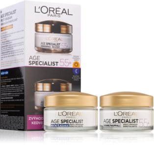 L'Oréal Paris Age Specialist 55+ set de cosmetice I. pentru femei