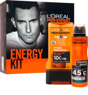 L'Oréal Paris Men Expert Hydra Energetic coffret I. (para homens)