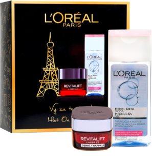 L'Oréal Paris Revitalift Laser X3 kozmetika szett III.