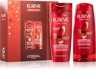 L'Oréal Paris Elseve Color-Vive kozmetični set (za barvane lase)