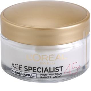 L'Oréal Paris Age Specialist 45+ dnevna krema protiv bora