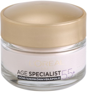 L'Oréal Paris Age Specialist 55+ Oogcrème  tegen Rimpels