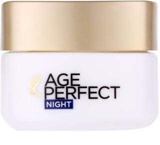 L'Oréal Paris Age Perfect noćna krema za pomlađivanje