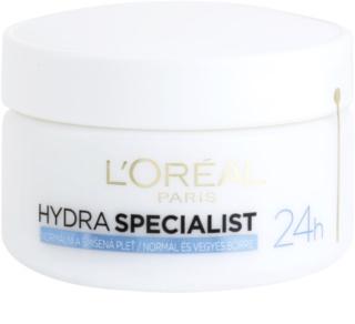 L'Oréal Paris Hydra Specialist dnevna hidratantna krema za normalnu i mješovitu kožu lica