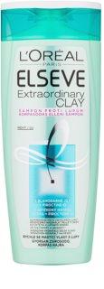 L'Oréal Paris Elseve Extraordinary Clay šampon protiv peruti