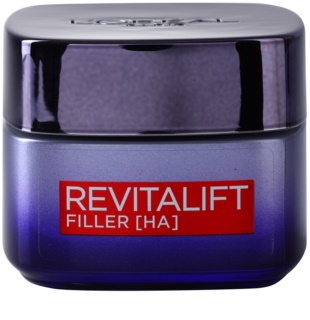 L'Oréal Paris Revitalift Filler noćna krema za popunjavanje protiv starenja