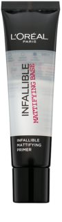 L'Oréal Paris Infallible base de teint matifiante