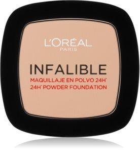 L'Oréal Paris Infallible hosszan tartó fixáló púder