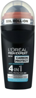 L'Oréal Paris Men Expert Carbon Protect golyós dezodor roll-on