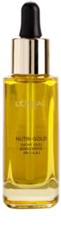 L'Oréal Paris Nutri-Gold nährendes Öl für die Haut