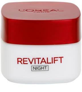 L'Oréal Paris Revitalift crema notte rassodante e antirughe per tutti i tipi di pelle