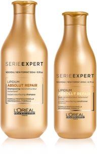L'Oréal Professionnel Serie Expert Absolut Repair Lipidium kozmetická sada I. (pre extrémne poškodené vlasy) pre ženy