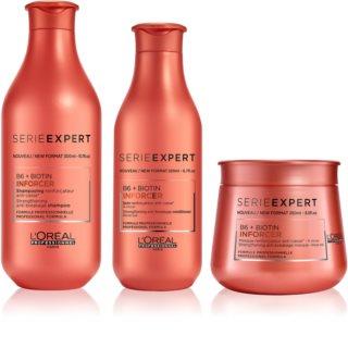 L'Oréal Professionnel Serie Expert Inforcer kozmetická sada (proti lámavosti vlasov) pre ženy