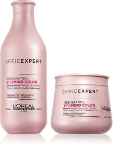 L'Oréal Professionnel Serie Expert Vitamino Color Resveratrol výhodné balení II. (pro barvené vlasy)