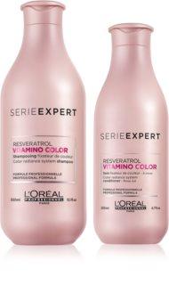 L'Oréal Professionnel Serie Expert Vitamino Color Resveratrol výhodné balení I. (pro barvené vlasy)