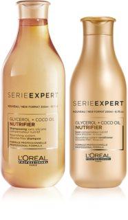 L'Oréal Professionnel Serie Expert Nutrifier výhodné balení I. (pro suché vlasy)