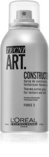 L'Oréal Professionnel Tecni.Art Constructor texturizační a fixační termoaktivní sprej