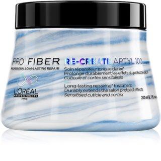 L'Oréal Professionnel Pro Fiber Re-Create maseczka  do włosów wrażliwych