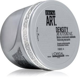 L'Oréal Professionnel Tecni.Art Density Material αναδιαμορφωτική πάστα κεριού για τα μαλλιά