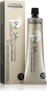 L'Oréal Professionnel Inoa Supreme βαφή μαλλιών χωρίς αμμωνία
