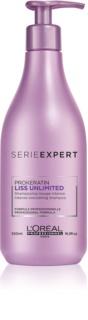 L'Oréal Professionnel Serie Expert Liss Unlimited ισιωτικό σαμπουάν για ατίθασα και κρεπαρισμένα μαλλιά