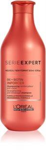 L'Oréal Professionnel Serie Expert Inforcer Energigivande schampo För att behandla bräckligt hår