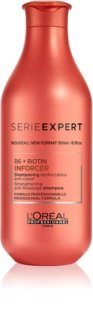 L'Oréal Professionnel Serie Expert Inforcer δυναμωτικό σαμπουάν για την αντιμετώπιση  του σπασίματος των μαλλιών