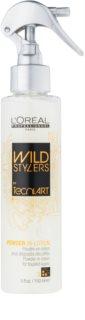 L'Oréal Professionnel Tecni.Art Wild Stylers texturizační tekutý minerální pudr