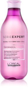 L'Oréal Professionnel Serie Expert Lumino Contrast shampoing brillance pour cheveux méchés