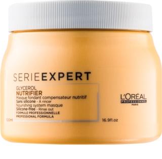L'Oréal Professionnel Serie Expert Nutrifier masca hranitoare pentru par uscat si deteriorat