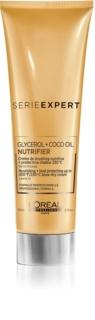 L'Oréal Professionnel Serie Expert Nutrifier vyživujúci a termoochranný krém