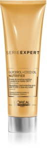 L'Oréal Professionnel Serie Expert Nutrifier vyživující a termoochranný krém